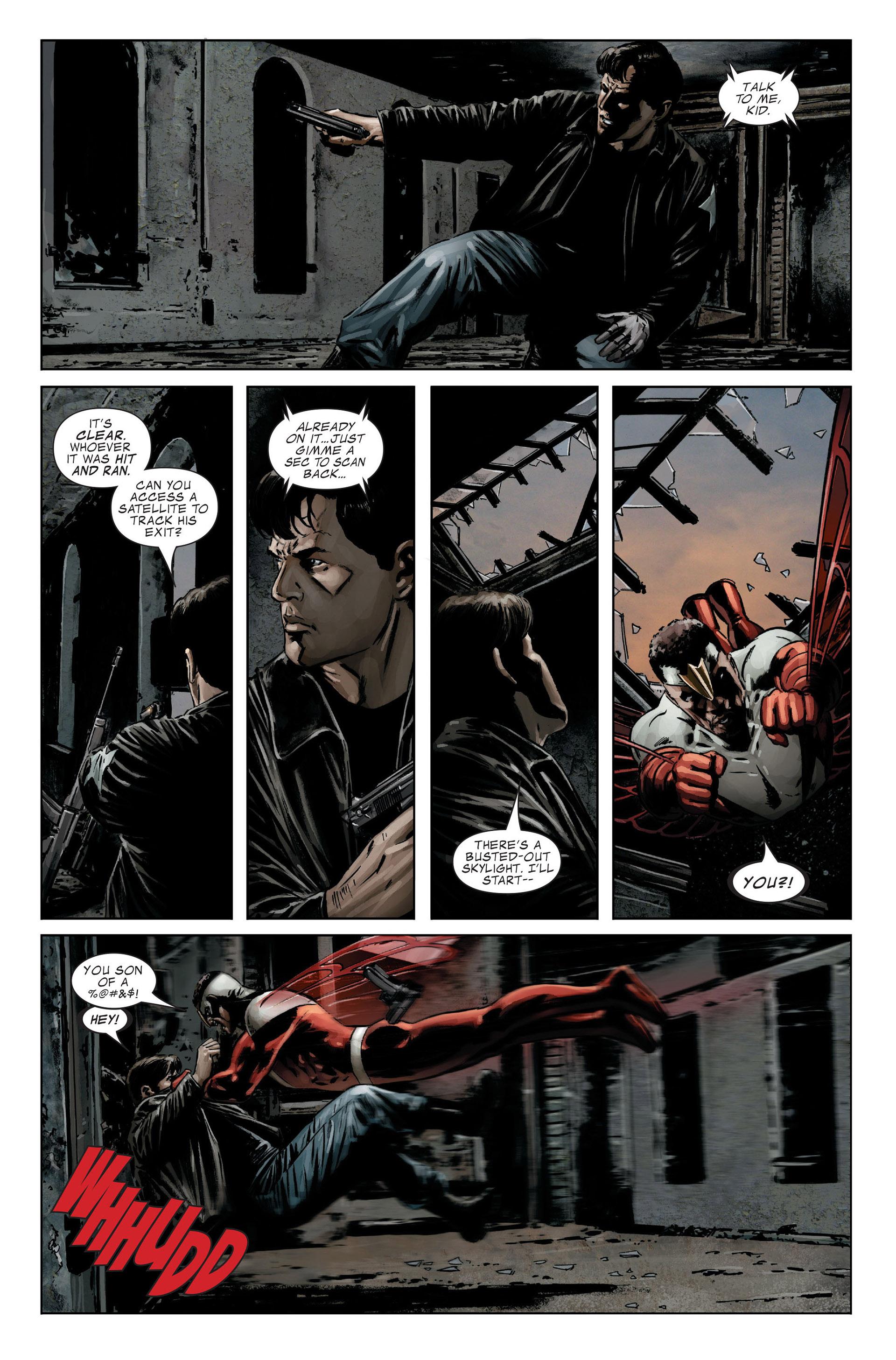 Captain America (2005) Issue #25 #25 - English 20