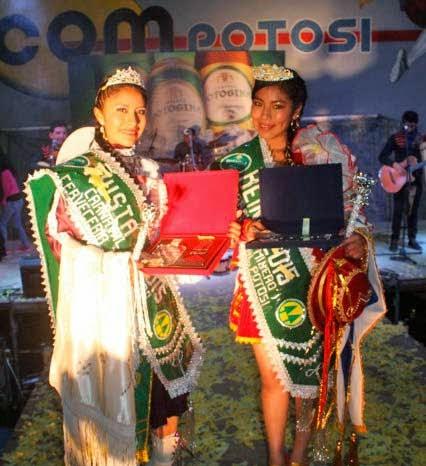 Se eligió Reina del Carnaval Minero