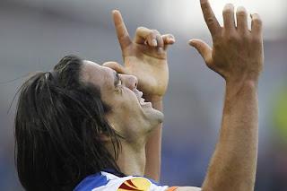 Falcao es el Máximo Goleador de la Liga de Europa