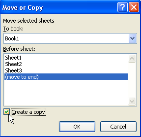 cara copy worksheet