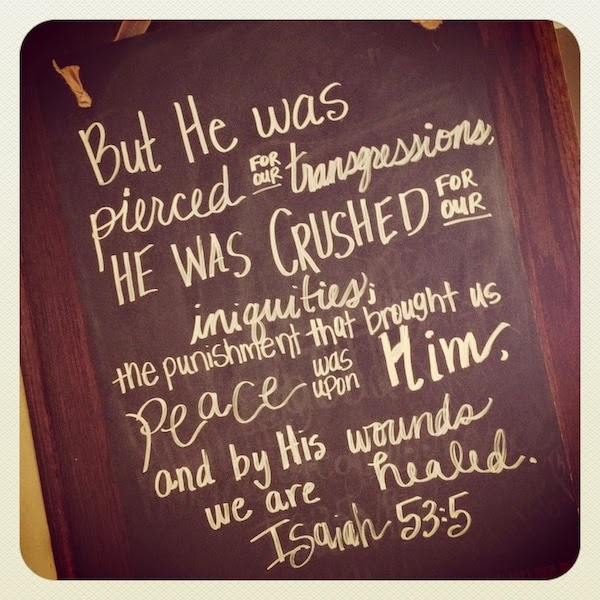 Sunday Scripture: Happy Easter!