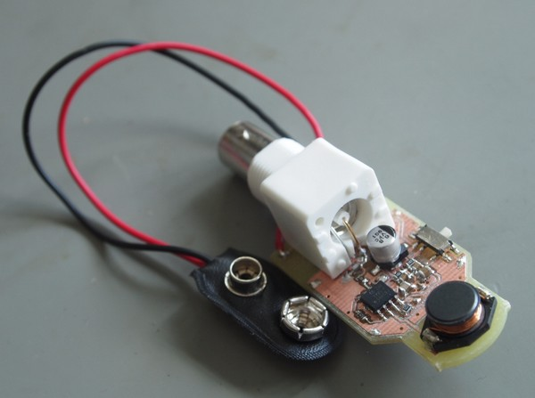 A Very Simple EMF Probe