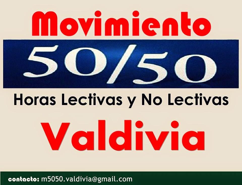 Movimiento 50/50 Valdivia - Los Ríos