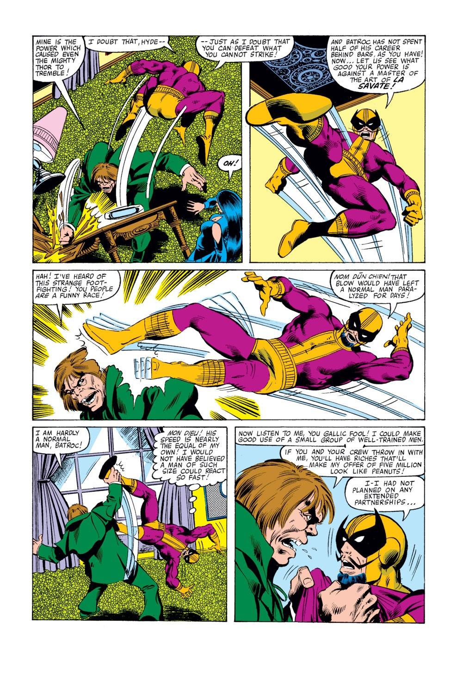 Captain America (1968) Issue #251 #166 - English 11