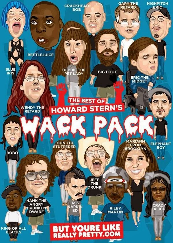 Best of the Wack pack