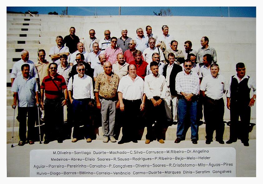 1º Convívio Anadia 2005