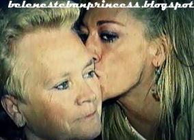 belen esteban con madre