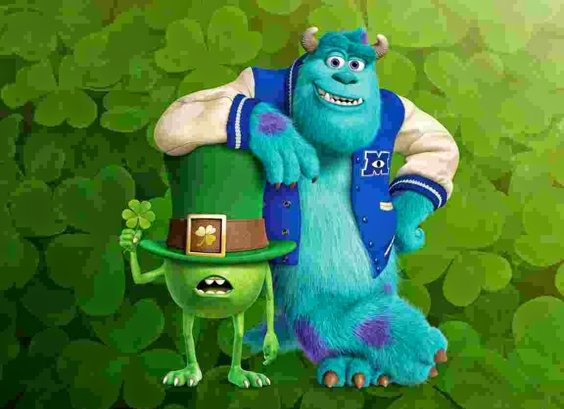 Wallpaper iphone monster university - Monsters University 2013 Movie Hd Wallpapers