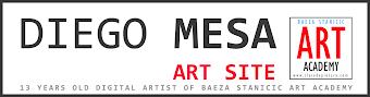 DIEGO MESA ART