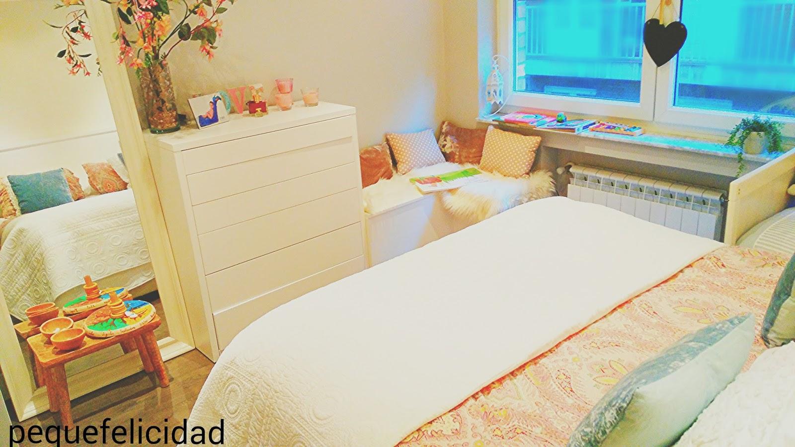 Pequefelicidad dormir en familia habitaciones inspiradoras for Cuarto montessori