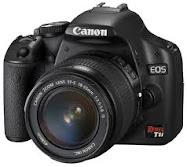 Mijn huidige camera
