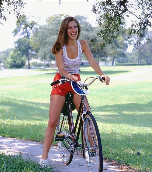Cardio Trek Toronto Personal Trainer Old School Cycling
