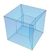 A CELESTIAL MYSTERY SOLVED : The Secret to an Unknown Human Power by GW Hardin  Tesseract-4D-cube