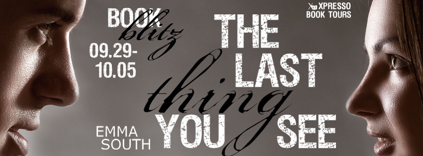 The Last Thing You See Book Blitz