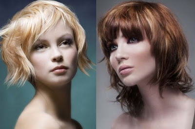 new medium hairstyle trend 2012 photos