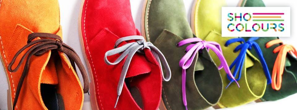 Shoe Colours - sapatos camurça