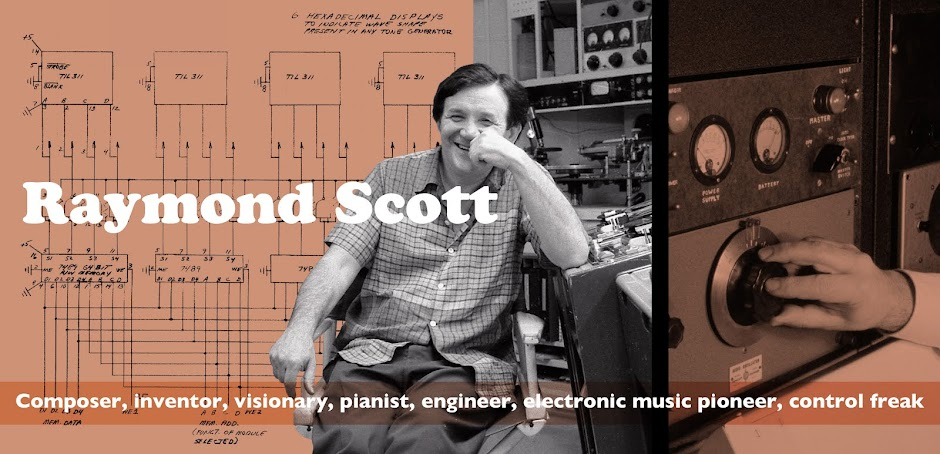 Raymond Scott Archives Blog
