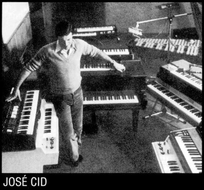 José Cid c.1978