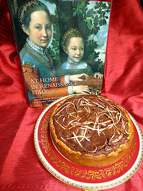 Italian cake from Ferrara
