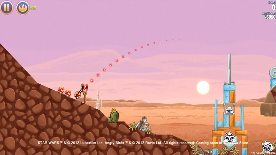 Angry Birds Star Wars Fully Full Version 2013