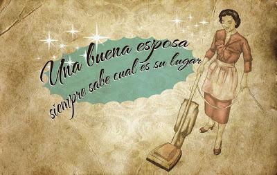 """""""Guía de la buena esposa - 11 reglas para mantener a tu marido feliz"""" - supuestamente publicado en 1953 por la Sección Femenina de Falange Española de las JONS Image13"""