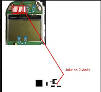 Solution Nokia 1280 lcd lights die work 100%