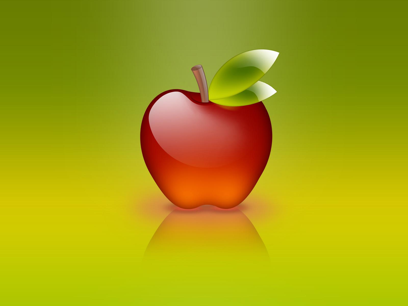 Wallpaper download apple - Glass Apple Wallpapers