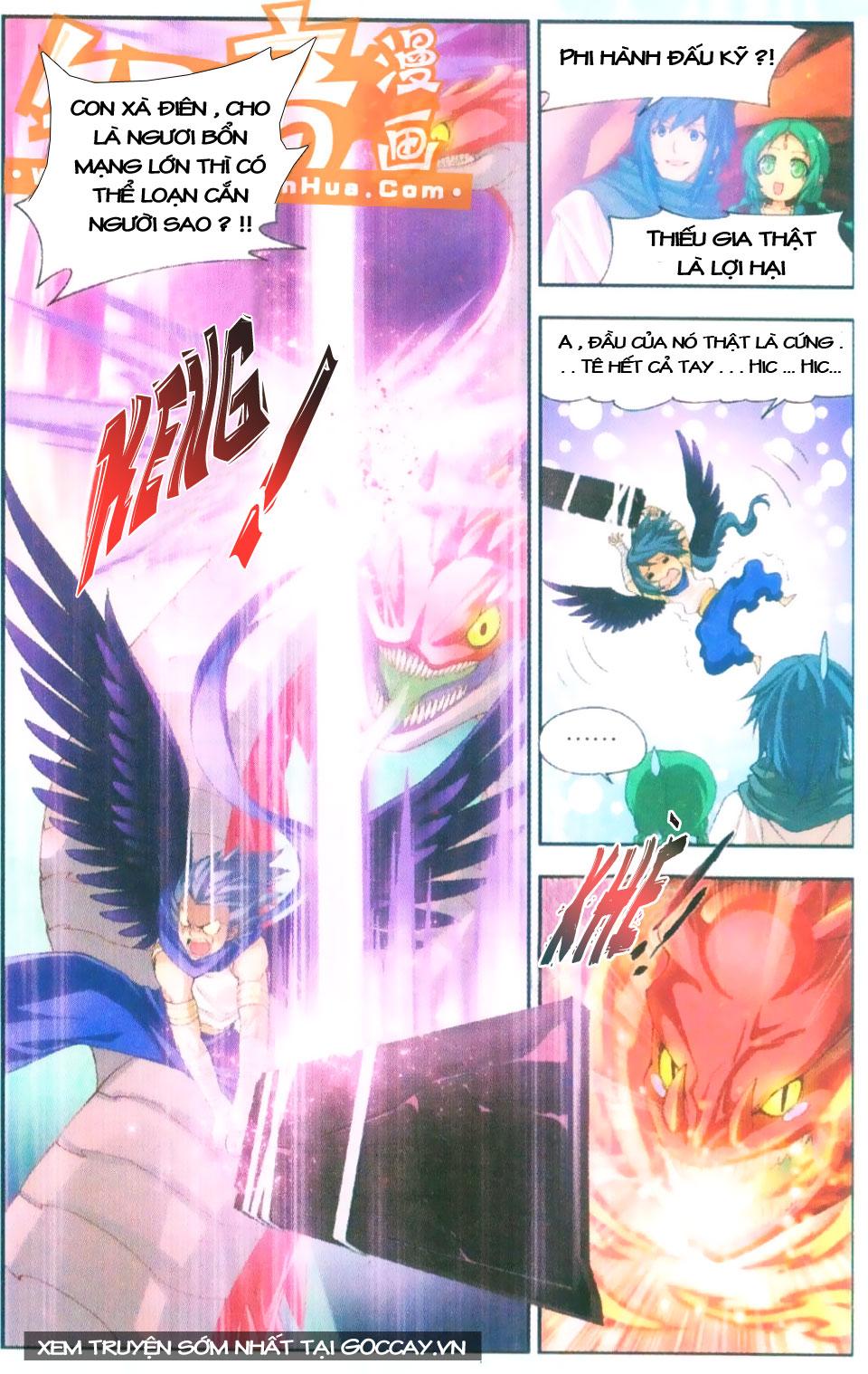 Đấu Phá Thương Khung chap 43 page 5 - IZTruyenTranh.com
