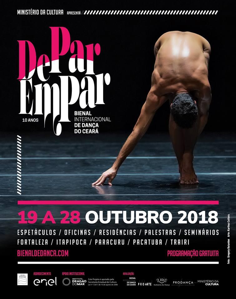 Anti Status Quo na Bienal do Ceará - De par em par