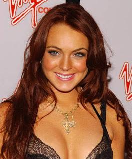 Foto Seksi Lindsay Lohan