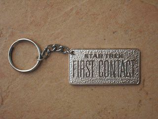 Star Trek Collector's Key Chain