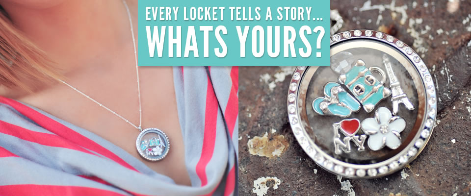 Origami Owl is a custom jewelry company that allows a beautiful piece