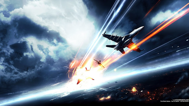 Battlefield 3 Jets HD Wallpaper