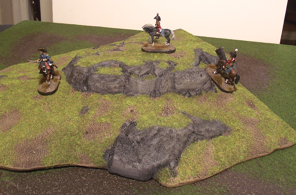 BigLees Miniature Adventures | Wargaming terrain, Bolt