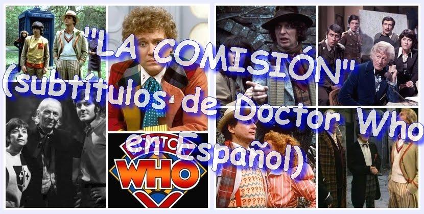 """""""La Comisión"""" (Doctor Who en Español)"""
