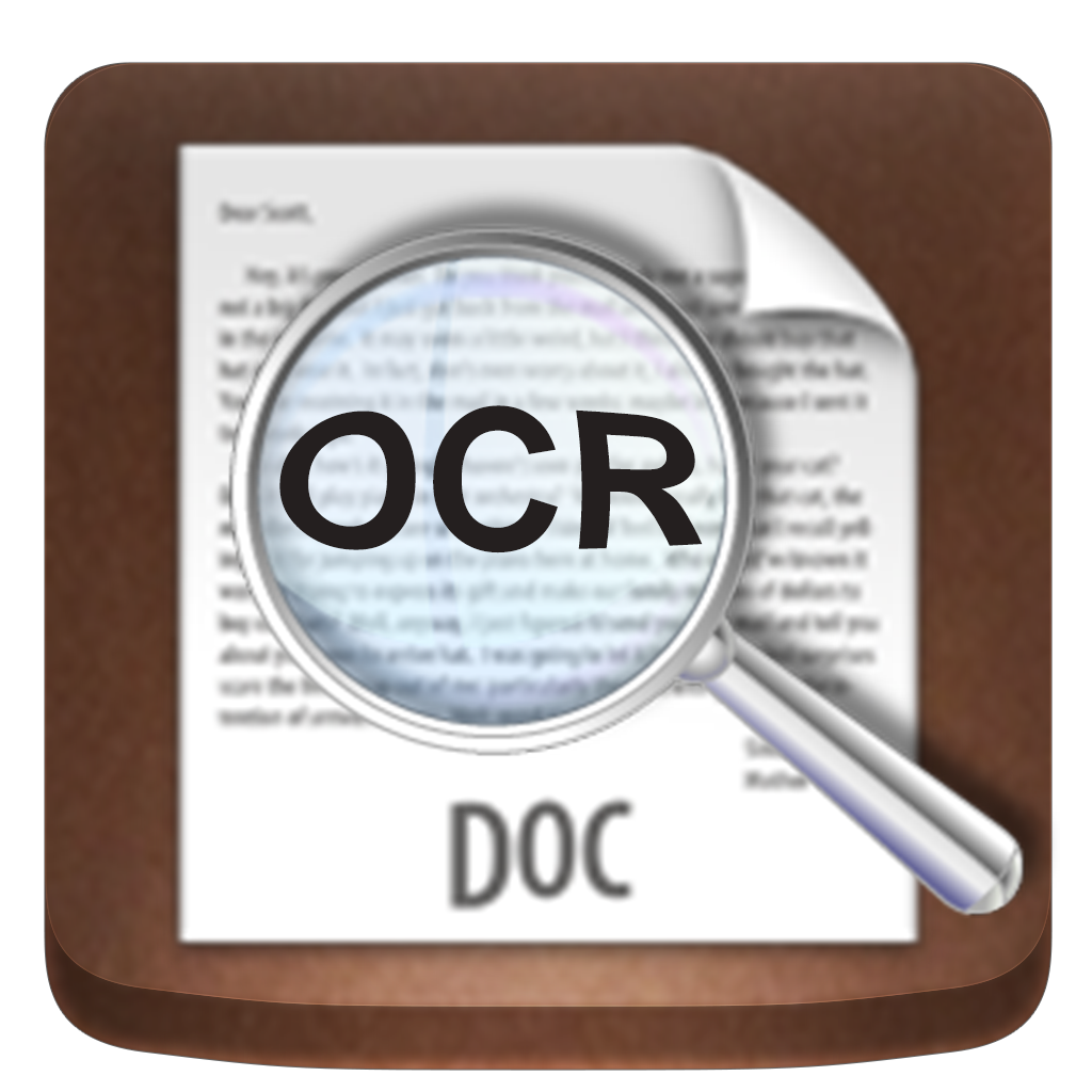 ocr and scanner essays