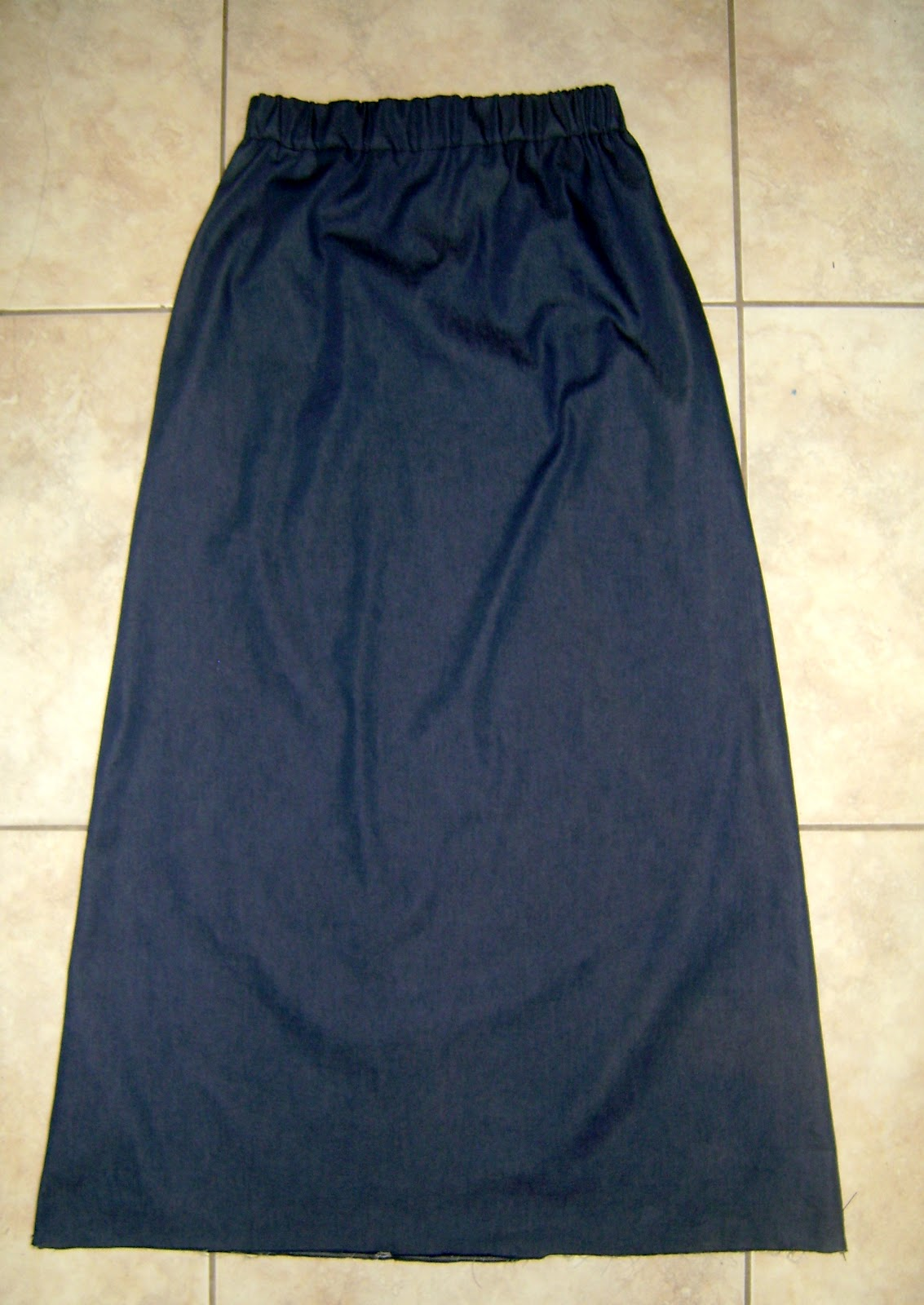 rasta line how to sew a maxi skirt with pockets tutorial