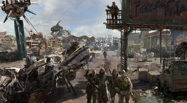 Noticias de videojuegos, Fallout 4