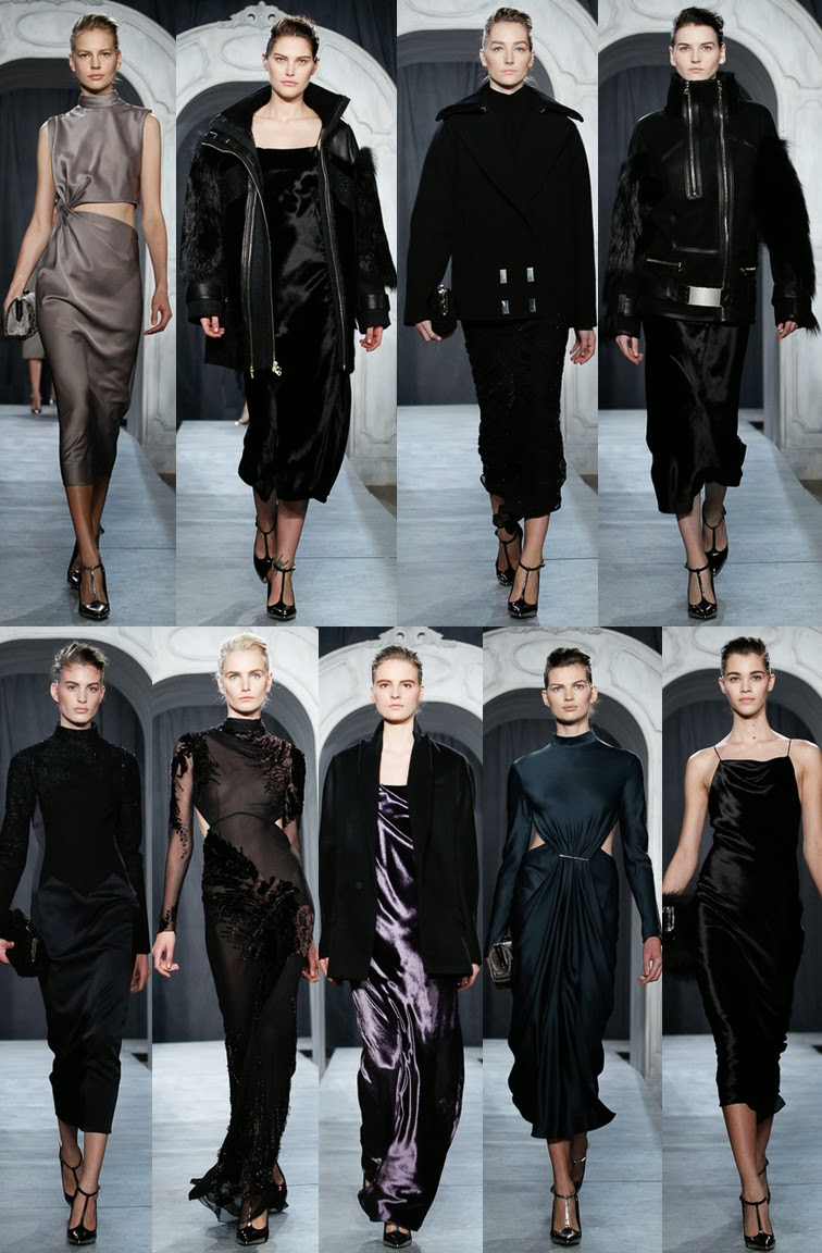 Jason Wu fall winter 2014 fall winter 2014 runway collection, NYFW New York fashion week