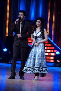 Bollywood Celebritie on the sets of 'Jhalak Dikhhlaa Jaa 5'