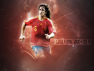 Carles Puyol Wallpapers