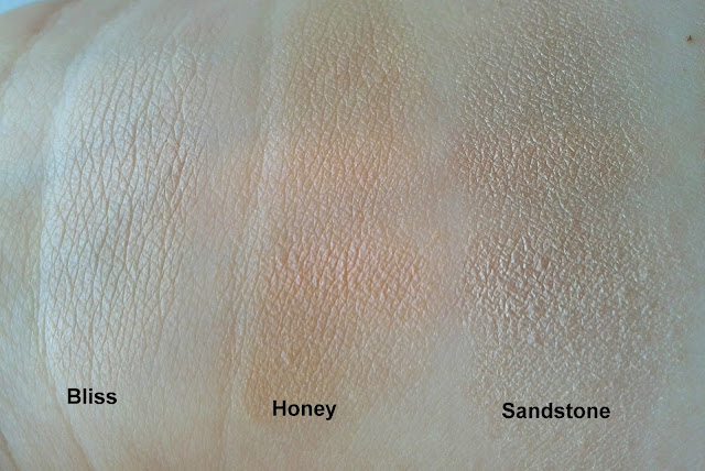 Smashbox Shades of Fame Eye Palette Bliss, Honey, Sandstone