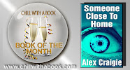 BOOK of the MONTH - Someone Close To Home by Alex Craigie