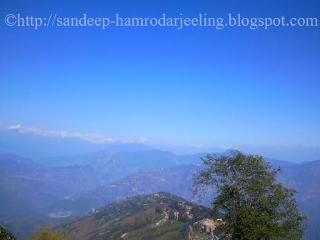 Lebong from Darjeeling
