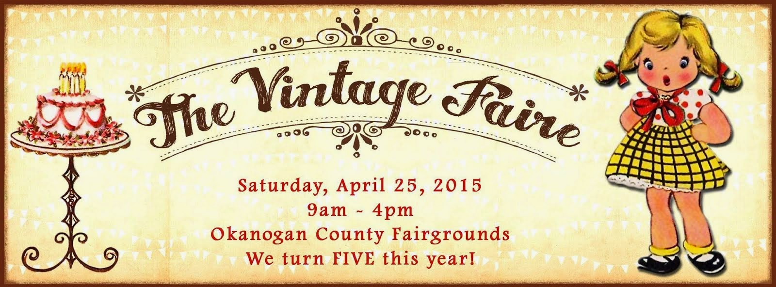 The Vintage Faire 2015