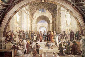 The School of Athens (1510-1511) By Raffaello Sanzio Raphael