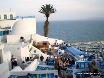 Cafe des Delices Sidi Bou Said