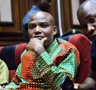 7 Reasons Why FG Is Moving To Re-arrest Nnamdi Kanu