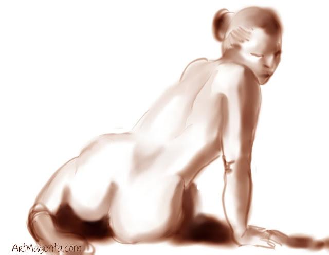 Croquis by ArtMagenta.com