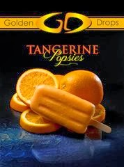 Golden Drops Tangerine Popsies e-juice